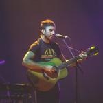 Sufjan Stevens at Bass Concert Hall; photo by Bryan C. Parker