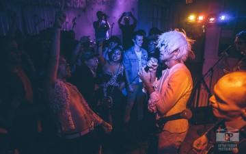 Big Bill Crashes Punk Rock Prom at Swan Dive